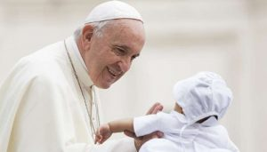 Pope Francis: To honor one's parents, follow the saints