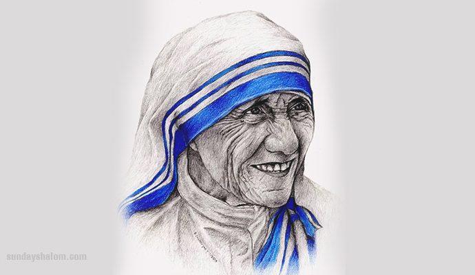 മദർ തെരേസ:വ്യത്യസ്തയായ ഒരു വിശുദ്ധ