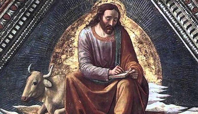 ഒക്ടോബർ 18: വിശുദ്ധ ലൂക്ക