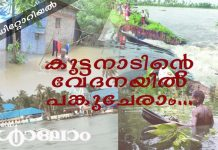 Kuttanad Flood