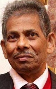 ജോർജ് പി ചാക്കോ (ജോർജുകുട്ടി, 73) : ന്യൂയോർക്ക്