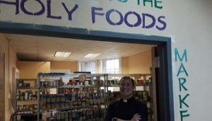 'Holy Foods Market' brings customer service to local pantry