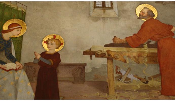 നീതിന്യായവേദിയില് തുണയായ വിശുദ്ധ യൗസേപ്പിതാവ്