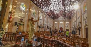 ശ്രീലങ്ക: കൊല്ലപ്പെട്ടവരുടെ എണ്ണം 290; പിന്നിൽ തൗഹീത് ജമാത്ത് ഭീകരർ
