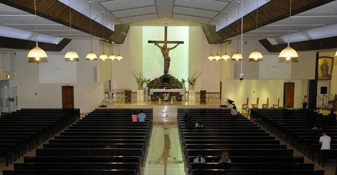 ലോകത്തിലെ ഏറ്റവും വലിയ ഇടവകയായ ദുബായ് സെന്റ് മേരീസ് ദൈവാലയം സുവര്ണ ജൂബിലി നിറവില്