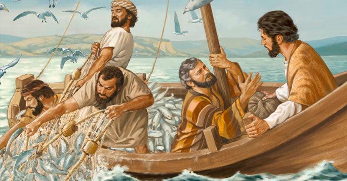 മുക്കുവനെ മീന്പിടുത്തം  പഠിപ്പിക്കുന്ന ആശാരി
