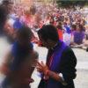 പൗരോഹിത്യം പുൽകാൻ പ്രേരിപ്പിച്ച  ചിത്രം പങ്കുവെച്ച് വൈദികൻ