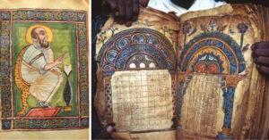 ആദ്യ സചിത്ര ബൈബിൾ, അതും കൈയെഴുത്തുപ്രതി; അതാണ് എത്യോപ്യയിലെ 'ഗരിമ ഗോസ്പൽ'