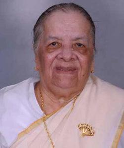 അന്നമ്മ ചാക്കോച്ചൻ (90), മുത്തോലത്ത്, ചിക്കാഗോ