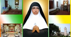 മറിയം ത്രേസ്യയുടെ വിശുദ്ധ പദവി: വിശേഷദിനങ്ങൾ ഒക്ടോബർ12മുതൽ 14വരെ, പിന്നെ നവംബർ16