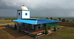 കാഞ്ചബൈഡ തീര്ത്ഥാടക കേന്ദ്രത്തില്  വൈദിക മന്ദിരം ആശീര്വദിച്ചു