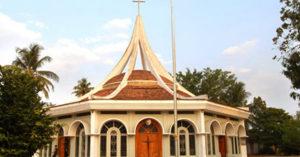 തൊടുപുഴ ഈസ്റ്റ് വിജ്ഞാനമാതാ പള്ളിയില് തിരുനാള്