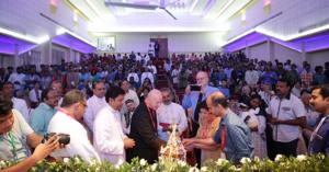 'ആസ്പാക് 2020' ഇന്റര്നാഷ്ണല് കോണ്ഫറന്സിനു ഗരിമയാര്ന്ന തുടക്കം