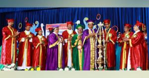 കിടങ്ങൂർ ലിറ്റിൽ ലൂർദ്ദ് നഴ്സിംഗ് കോളേജിൽ  ബിരുദദാനവും ദീപം തെളിയിക്കൽ കർമ്മവും