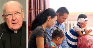 കൊറോണ: കുടുംബങ്ങൾ ഊഷ്മളമാകാൻ വത്തിക്കാന്റെ 'അഞ്ച് കൽപ്പനകൾ'