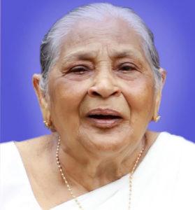 ബ്രിജിത്ത് കണ്ണന്താനം (90), മണിമല, കോട്ടയം