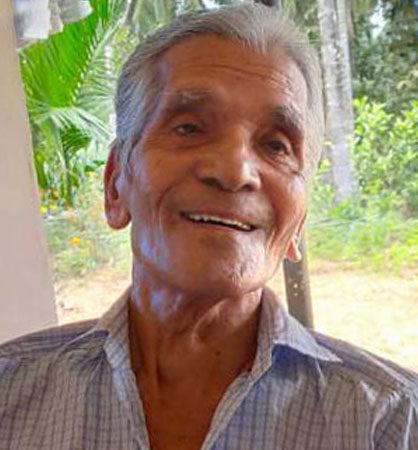 ജോസഫ് (88 ), കോനുംകുന്നേൽ, കോഴിക്കോട്
