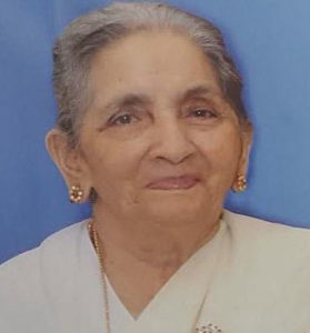 മേരി ചാക്കോ (93), ഐക്കര മണലേൽ, പരിപ്പ്