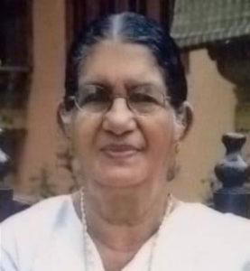 റോസമ്മ (87), തുരുത്തേൽ, പേരാവൂർ