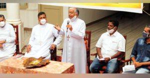 കണ്ണൂരിന്റെ ക്രൈസ്തവ പാരമ്പര്യത്തിന്റെ ഓർമ്മയാചരിച്ചു