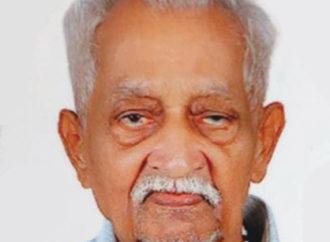 എം.സി മാത്യു (87), മക്കോളിൽ, വാഴക്കുളം