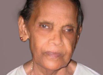 ത്രേസ്യാമ്മമ്മ (96), വെട്ടത്ത്, കോട്ടയം