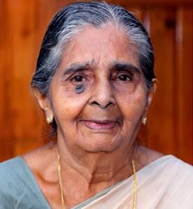 പി.സി. അന്നക്കുട്ടി (88), വടക്കേനാത്ത്, കാഞ്ഞിരപ്പള്ളി
