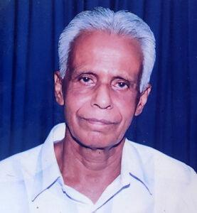 എബ്രഹാം ഡൊമിനിക്ക് (92), ചുക്കനാലിൽ, കാഞ്ഞിരപ്പള്ളി