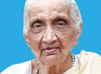 മറിയാമ്മ (91), മാടപ്പള്ളിൽ, പൂവത്തോട്